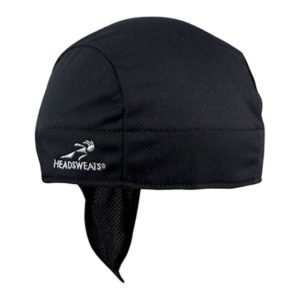 Headsweats Super Duty Shorty Black